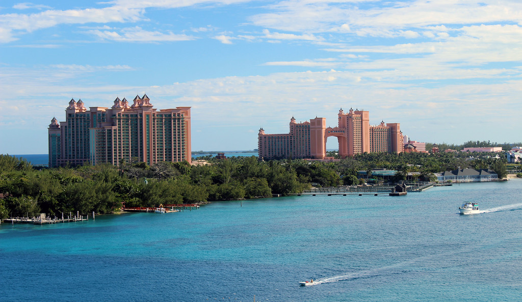 Atlantis Resort in Nassau Bahamas