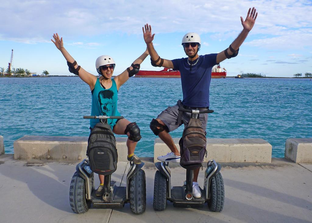 Nassau Segway Tour