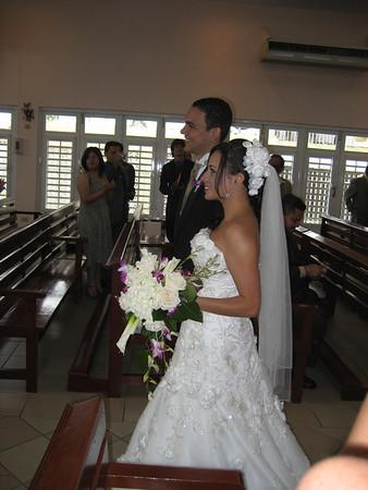 Manuel & Kathyana's Wedding