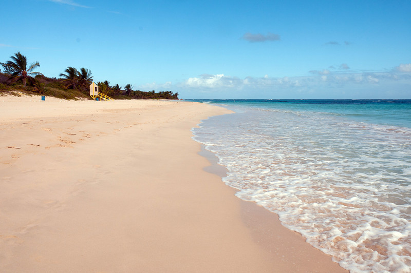 9th favorite beach in the world: Flamenco Beach, Culebra, Puerto Rico