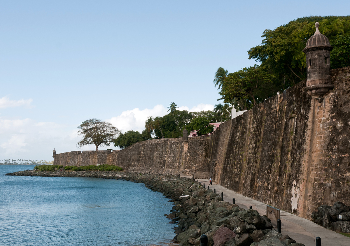UNESCO World Heritage Site #127: La Fortaleza and San Juan National Historic Site