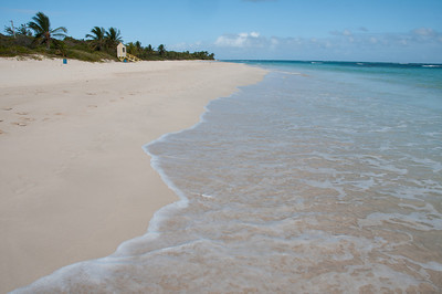 Flamenco Beach on the island of Culebra - Puerto Rico