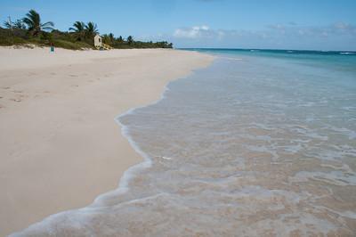 Flamenco Beach on the island of Culebra - Puerto Rico