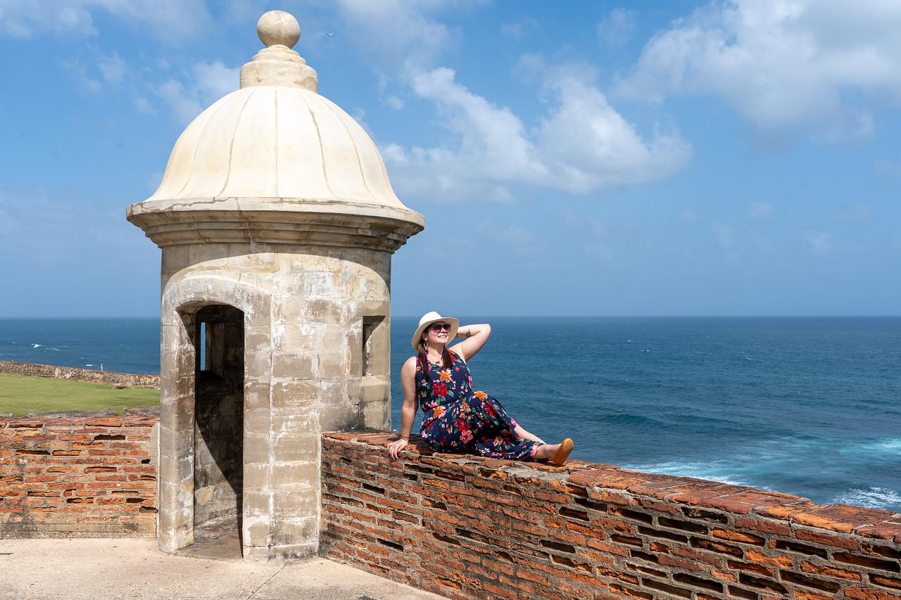 Amanda in Puerto Rico