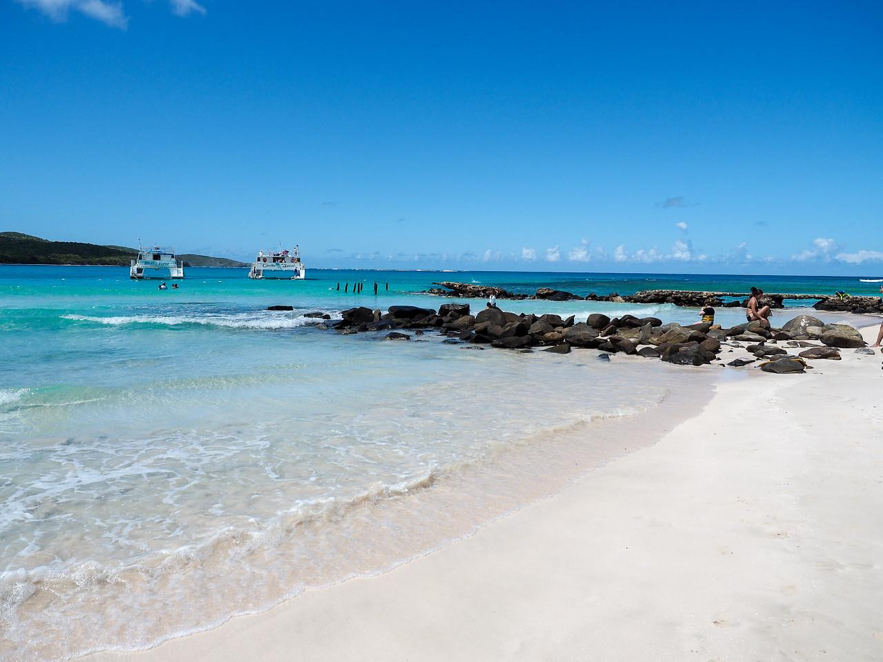 Flamenco Beach on Culebra