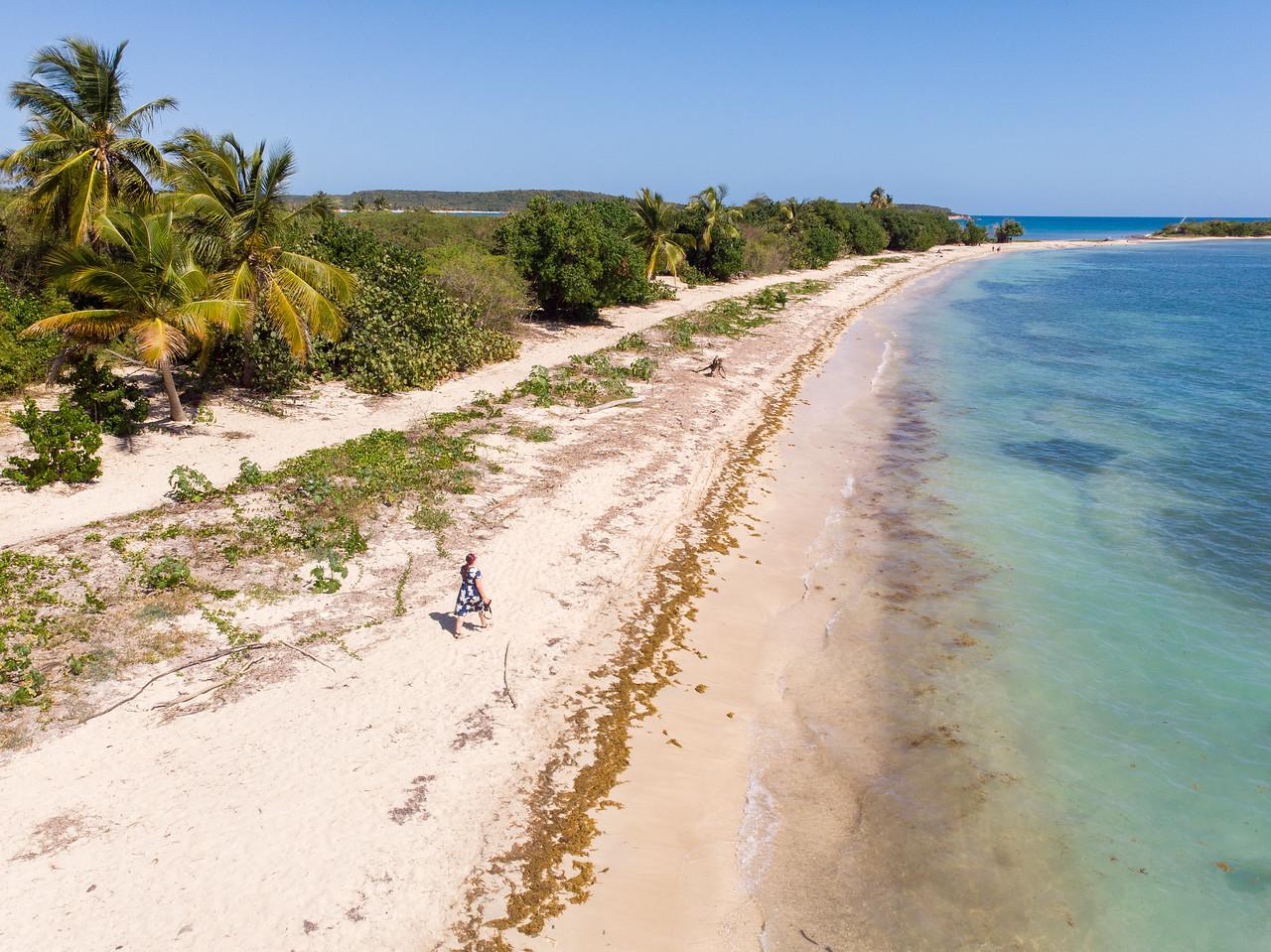 Esperanza Beach on Vieques