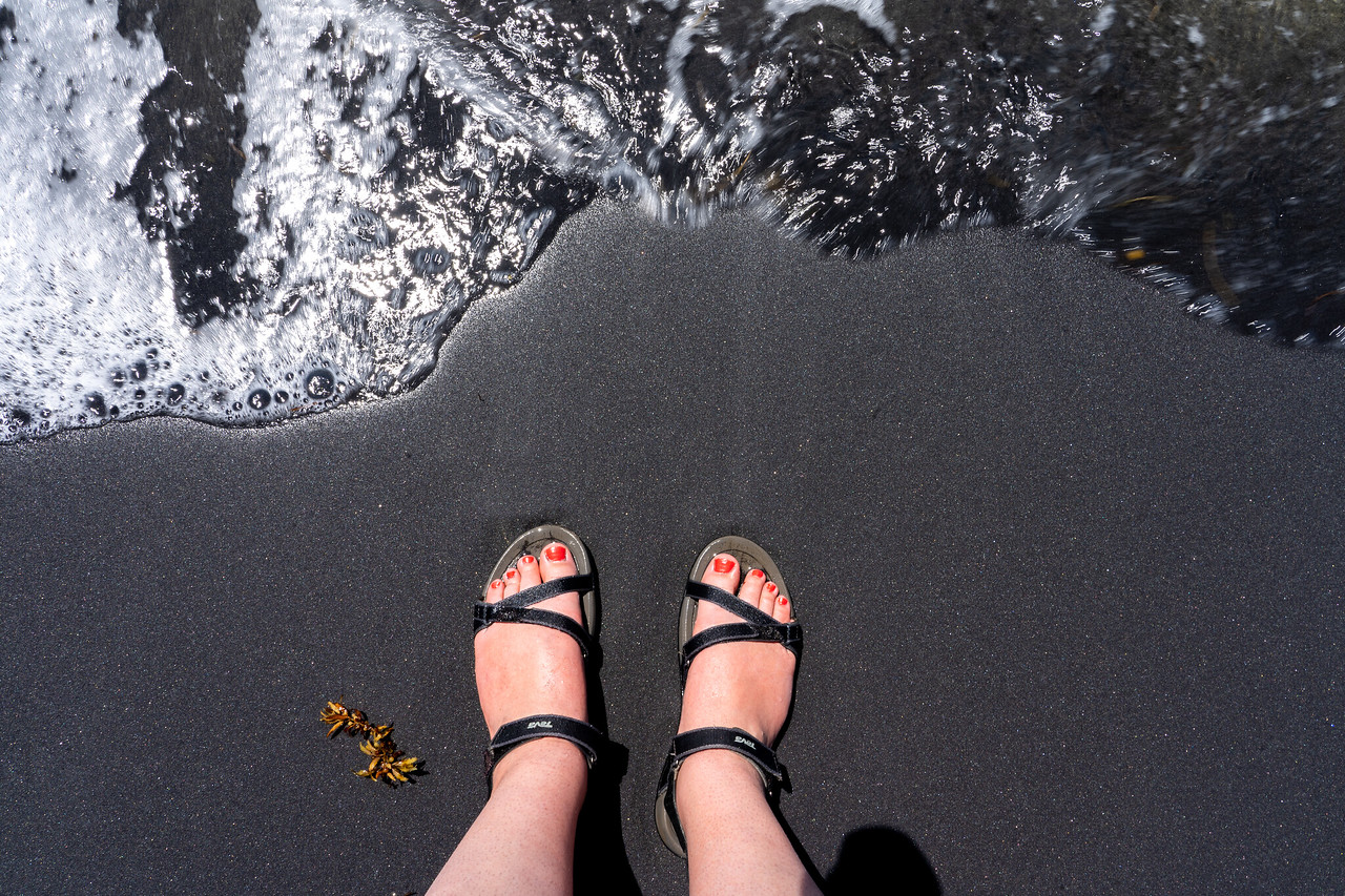 Playa Negra on Vieques