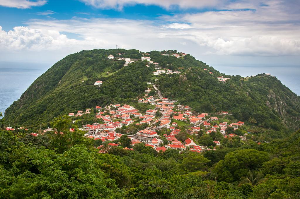 Travel to Saba
