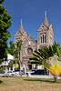 The Catholic Church in Basseterre, St. Kitts, Caribbean, West Indies.