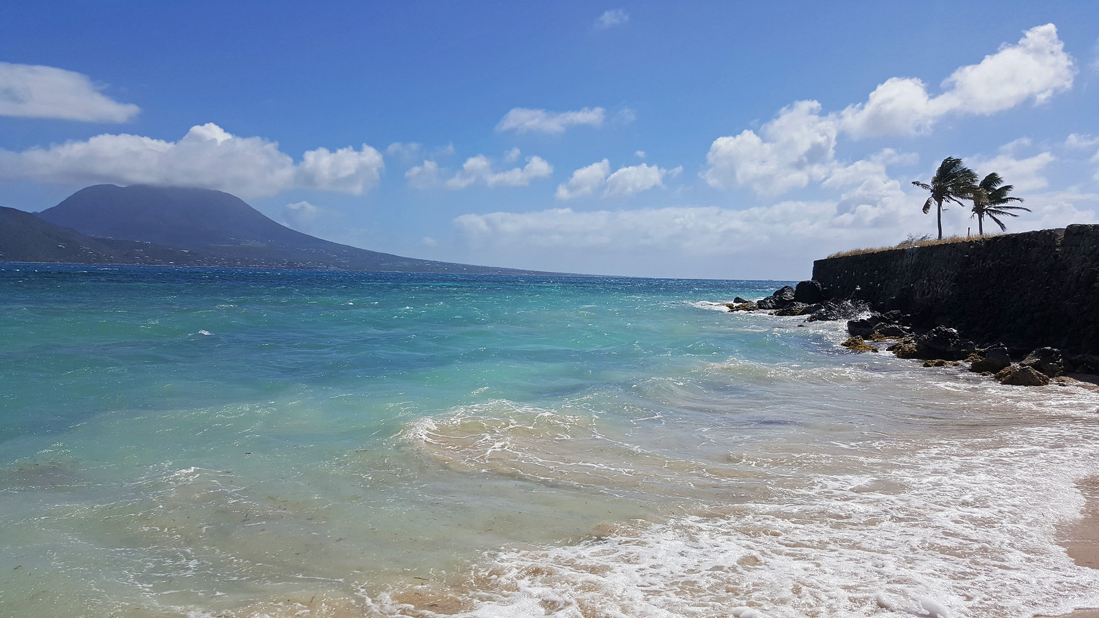 Cockleshell Beach in St Kitts Will Make Your Jaw Drop