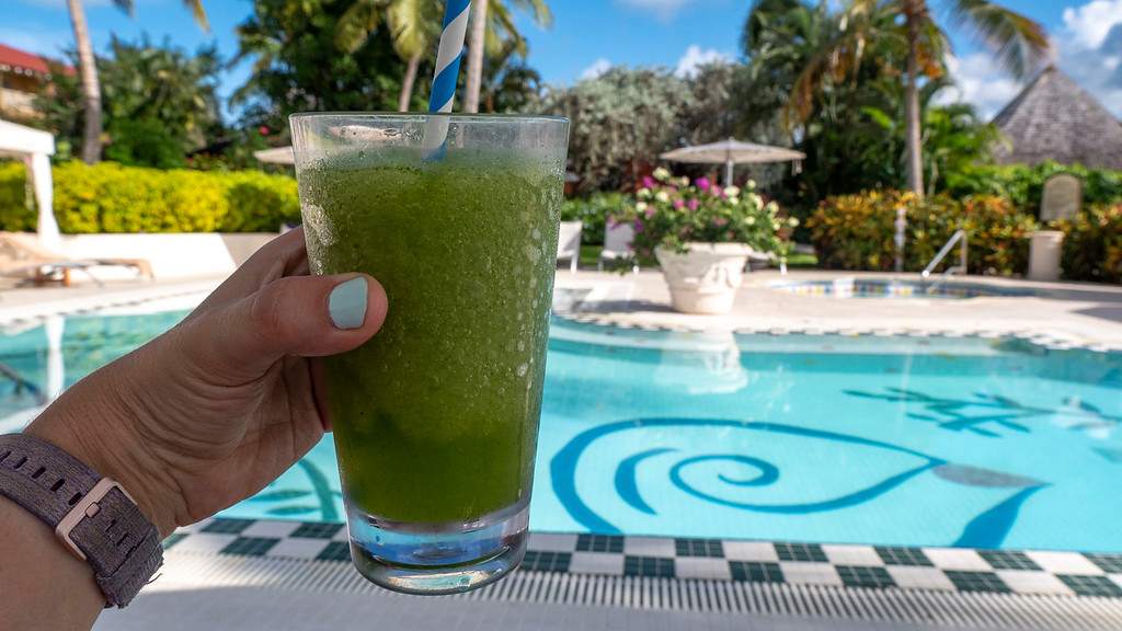 Sandals Resort - Frozen Mojito