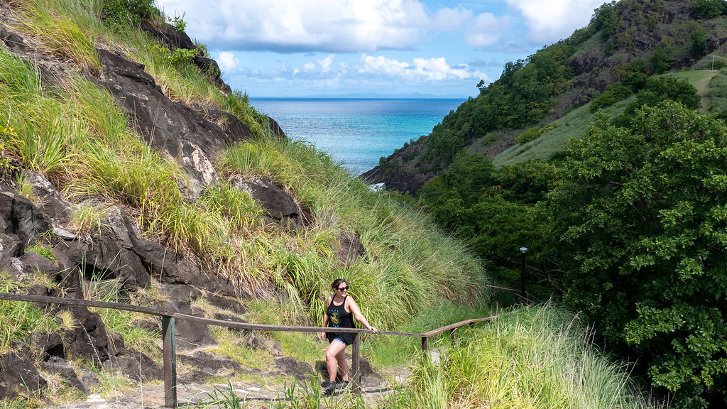 Hiking to Pigeon Island Saint Lucia - Things to do in St Lucia