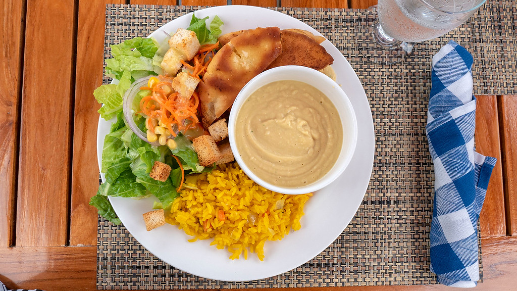 Sandals Grande St Lucian Bayside Restaurant - Lunch