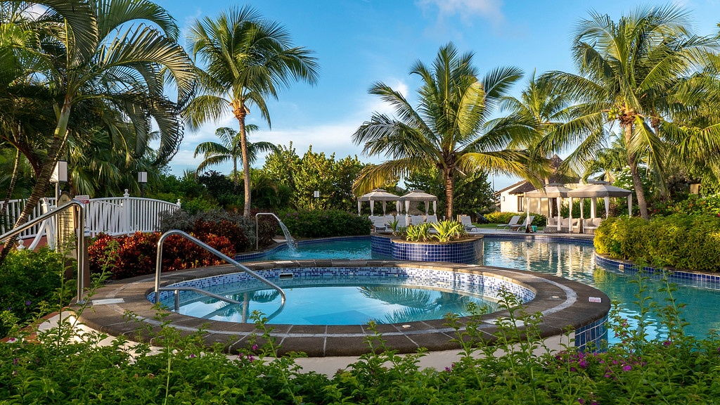 Sandals Resorts - Grande St Lucian Review - Swimming pools Saint Lucia