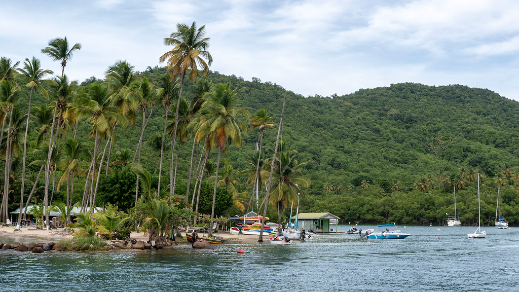 St Lucia Attractions: Marigot Bay - Things to do in St Lucia