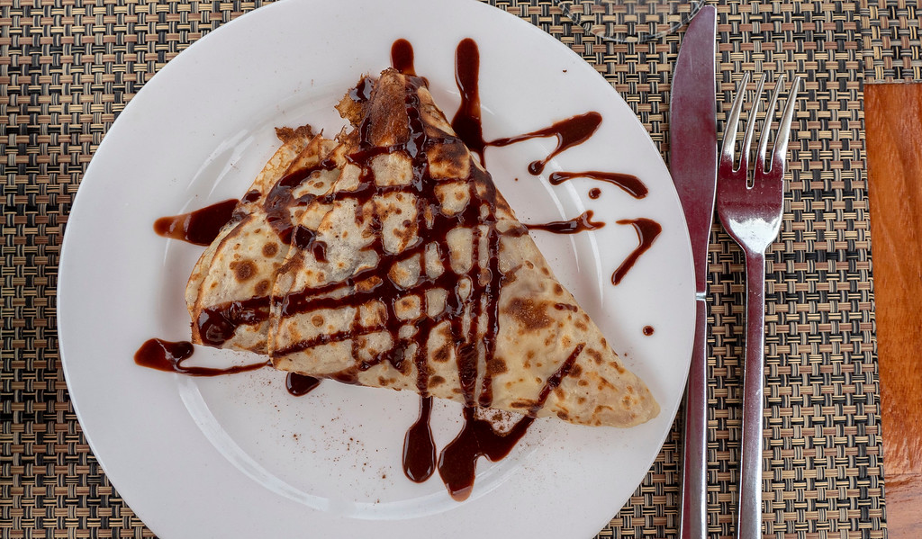 Saint Lucia Restaurants - Josephine's Creperie at Sandals Resorts St Lucia