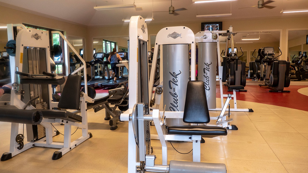 Sandals Grande St Lucian Review - Fitness center
