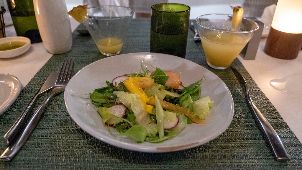 Sandals Resorts vegan - Pitons Restaurant - Roots, Fruits & Leaves