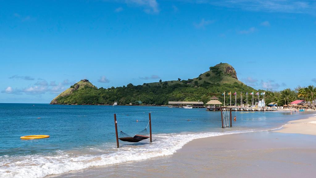 Sandals Grande St Lucian Beach - Rodney Bay - Caribbean Sea - Saint Lucia