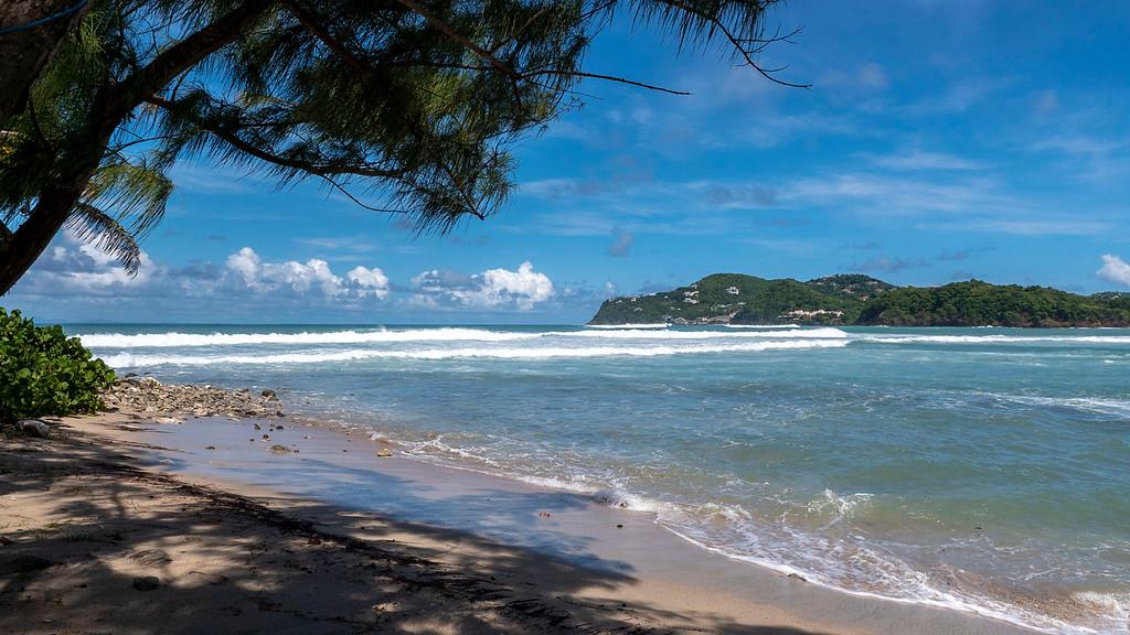 Pigeon Island Beach Saint Lucia