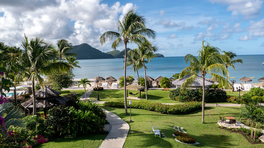 Sandals Grande St Lucian Resort - Where to stay in St Lucia
