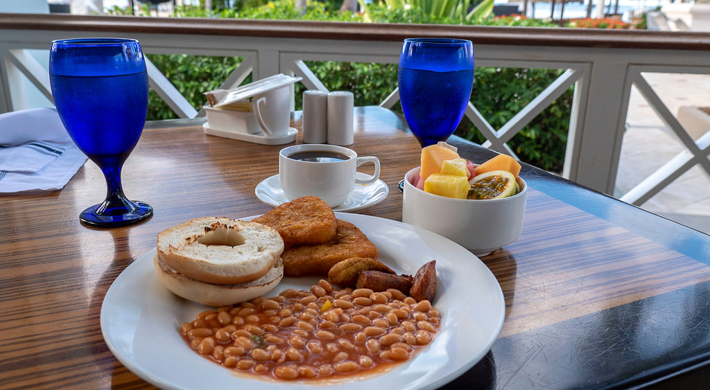 Sandals Grande St Lucian Bayside Restaurant - Breakfast