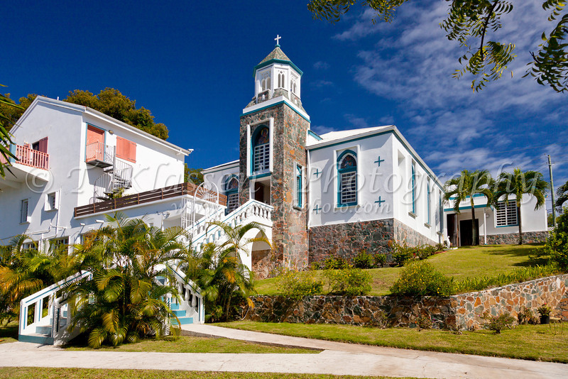 islands churches Virgin