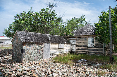 The Wall House Museum of Saint-Barthélemy