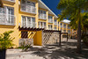 A hotel in Christiansted, st. Croix, Virgin Islands, Caribbean, West Indies.