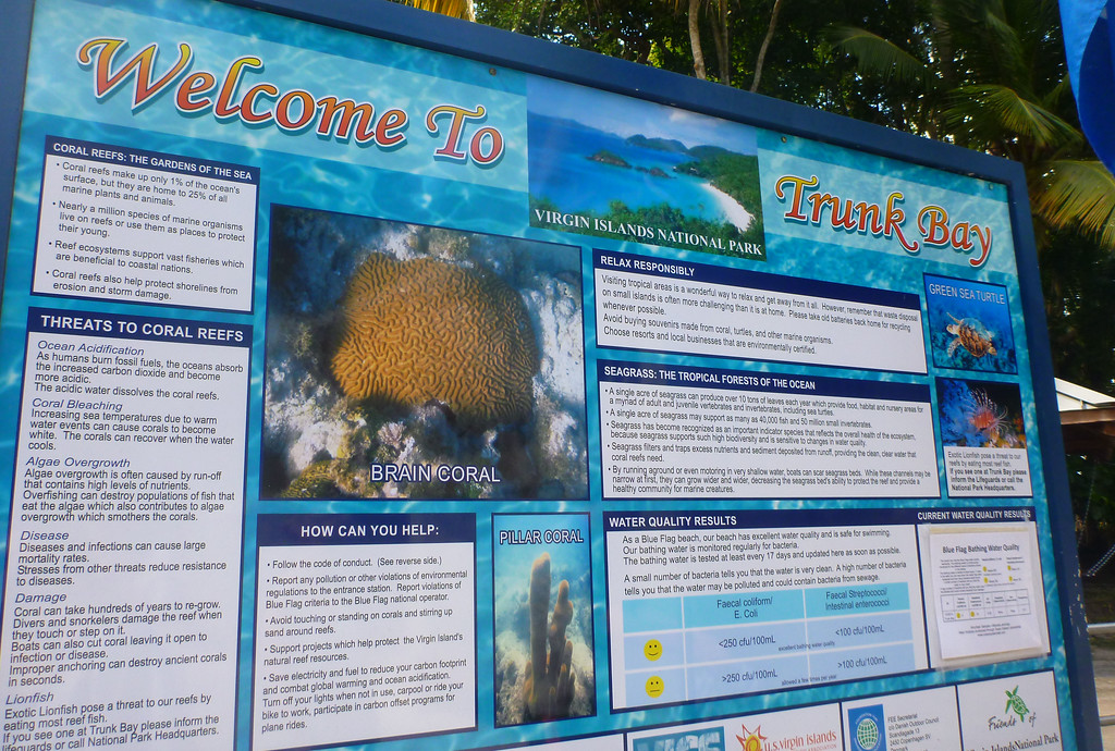 Trunk Bay, Virgin Islands National Park