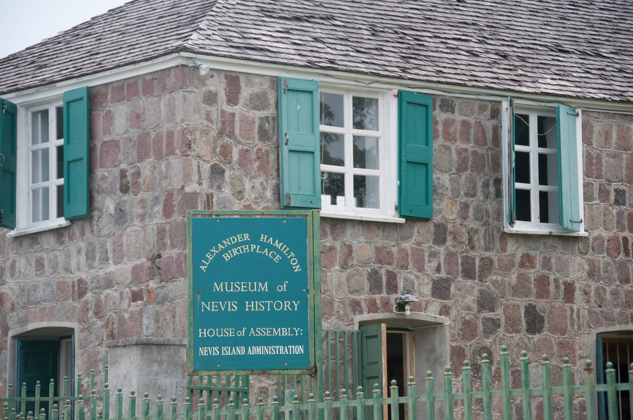 Museum of Nevis History in the Nevis Island