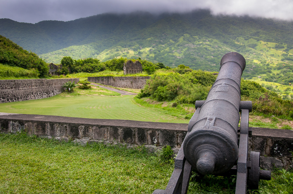unesco world heritage site in st kitts and nevis