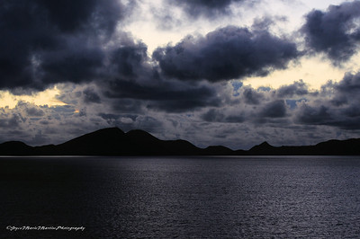 Basse-Terre, St. Kitts Sunrise