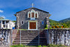 The Catholic Diocese of St. John's Basseterre Church in St. Kitts, Caribbean, West Indies.