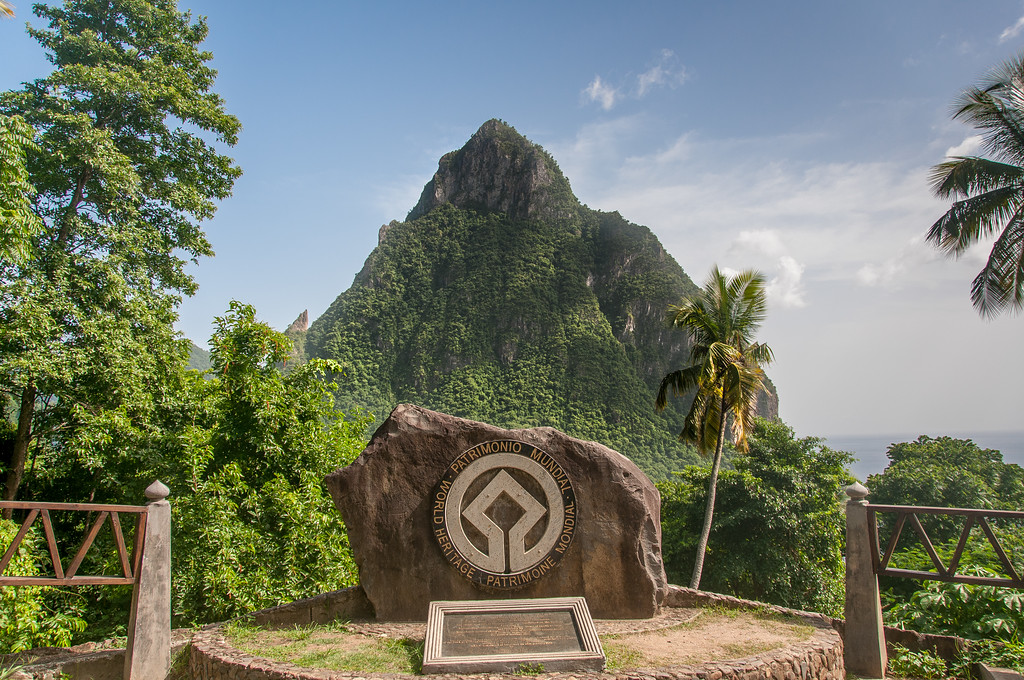 UNESCO World Heritage Sites in St. Lucia
