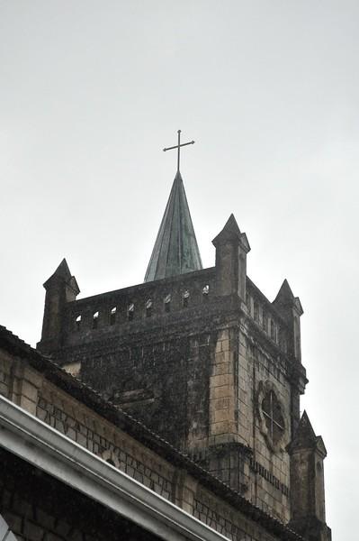Church of the Assumption Soufriere, St. Lucia