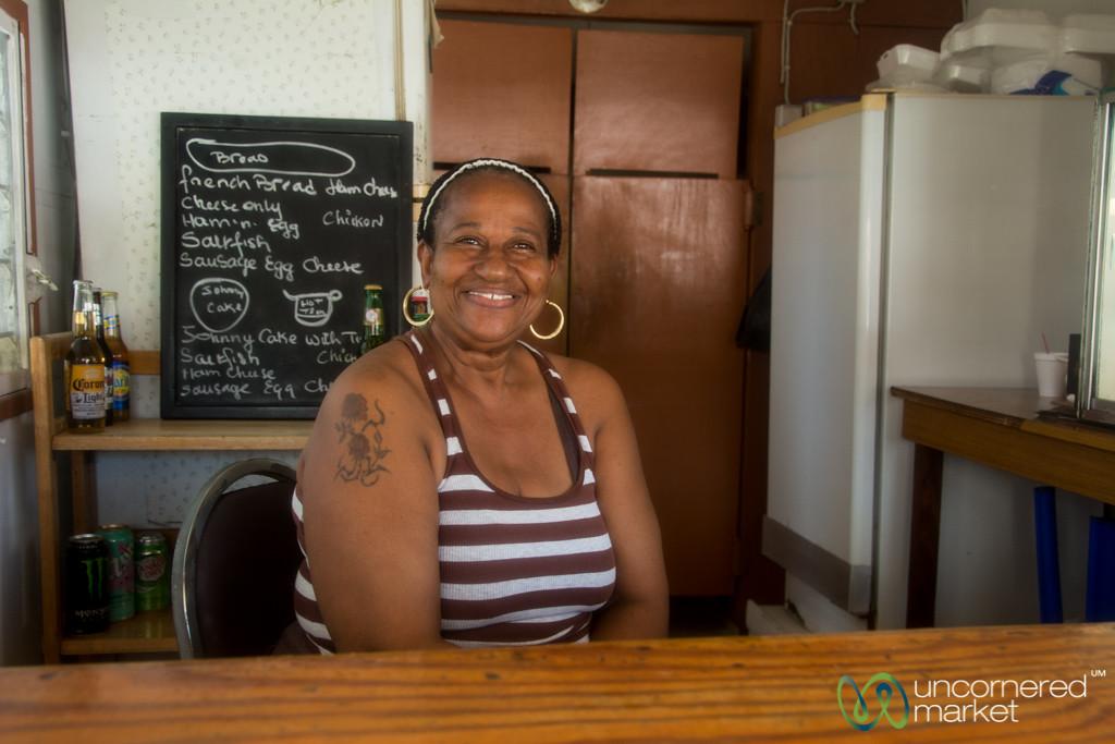 Hilma of Windsor Castle Restuarant - Simpson Bay, St. Maarten