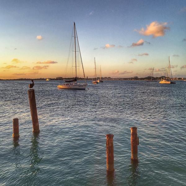 Simpson Bay, St Maarten - Caribbean