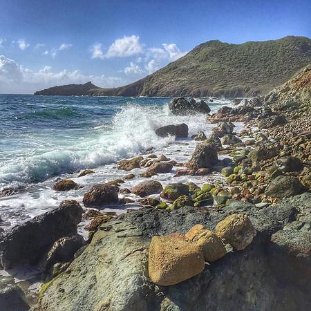 Trekking Guana Bay - St. Maarten