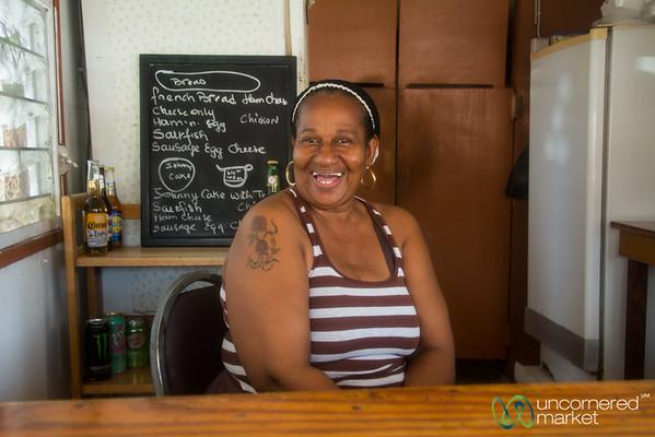 Hilma of Windsor Castle - Simpson Bay, St. Maarten