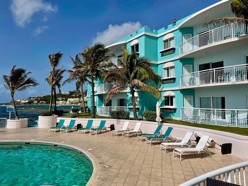 St Maarten - Oyster Bay Beach Resort