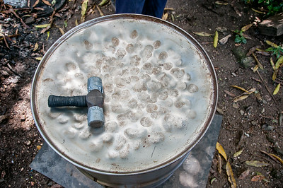 Tools for making the Steel Pan - National instrument of Trinidad and Tobago
