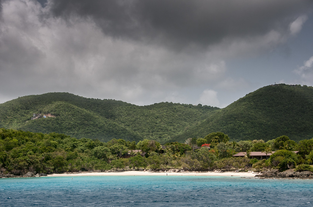 national park service sites in US Virgin Islands