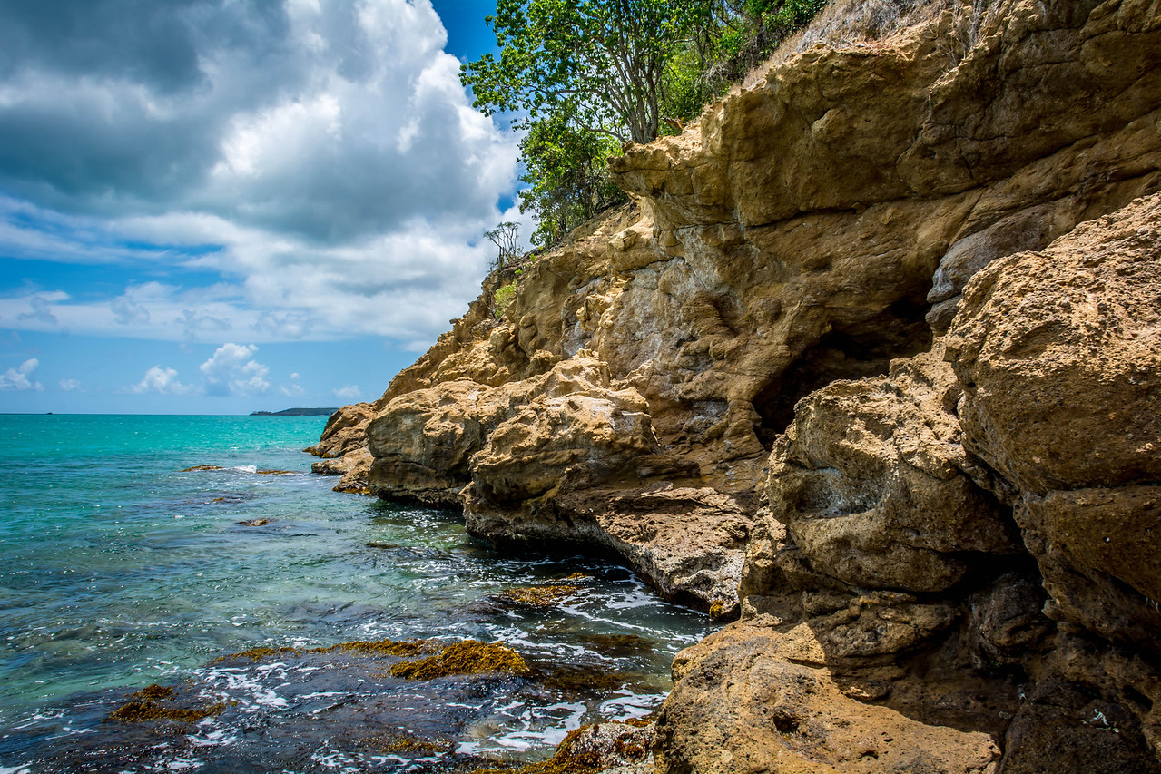 Rocky Edge - Yepton Beach, St. John, Antigua and Barbuda