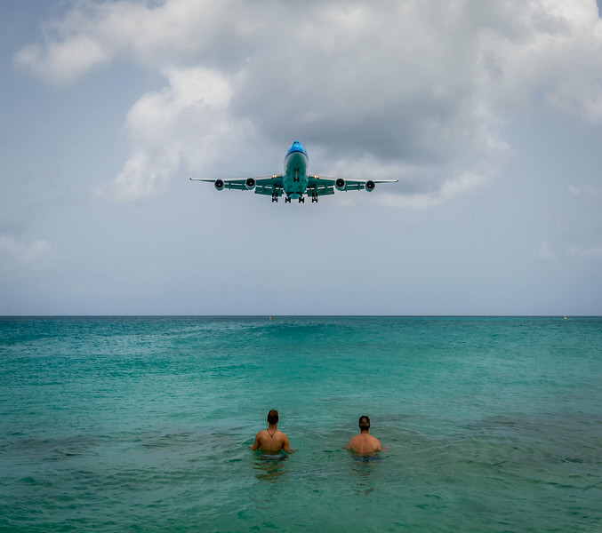 Arrival - Sint Maarten
