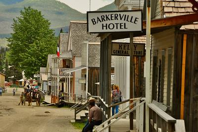 Barkerville Historic Town & Park