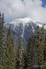 New snow, Cariboo Mountains, Mitchell River, Cariboo-Chilcotin Region, British Columbia