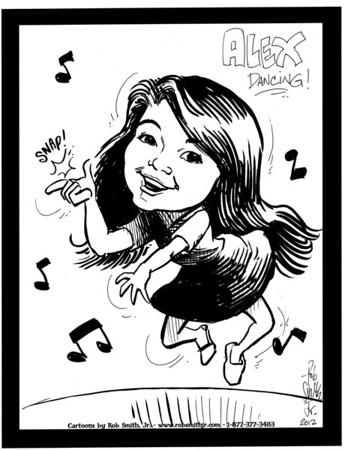 Caricature - Jenks