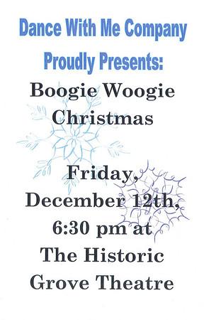 Carinne Dance 2014--Boogie Woogie Christmas