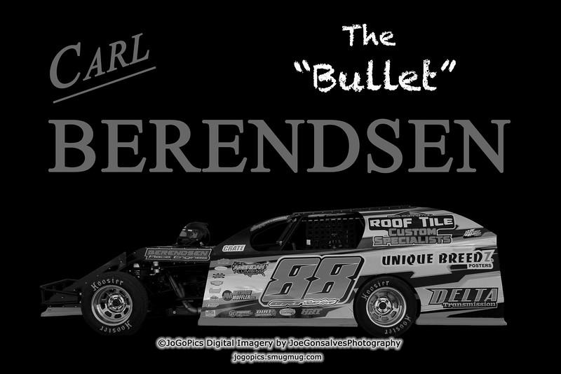 """Carl """"The Bullet"""" Berendsen"""